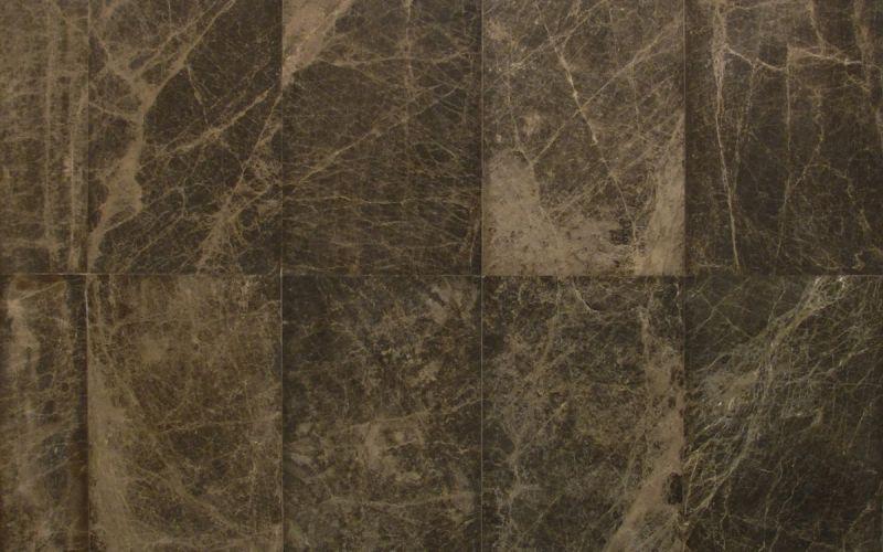 Marmor Natursteinfliesen Black Olive matt geschliffen