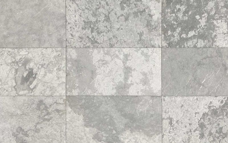 Marmor Naturstein Terrassenplatten Grau