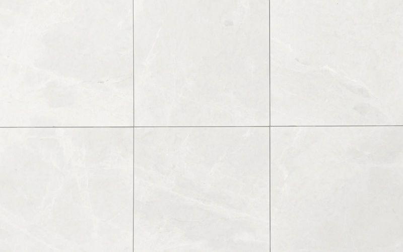 Weiße Naturstein Terrassenplatten Siena