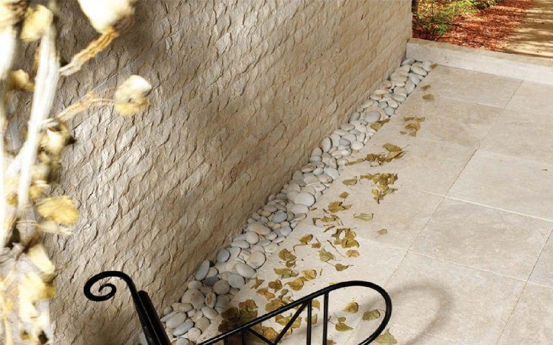Travertin Natursteine zur Wandverkleidung