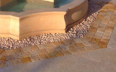 Travertin Natursteine Fur Ihre Terrasse Platten Mauersteine